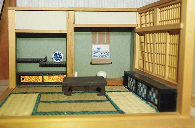 和室セット M601 | 楓(かえで)6畳間