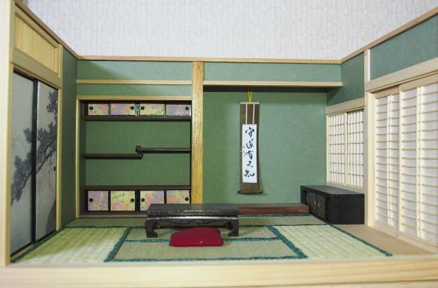 和室セット H601 | 橘(たちばな)6畳間